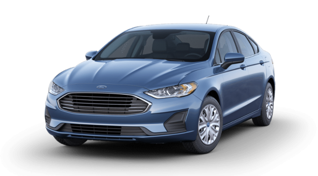 New 2019 Ford Fusion S Sedan Pottstown